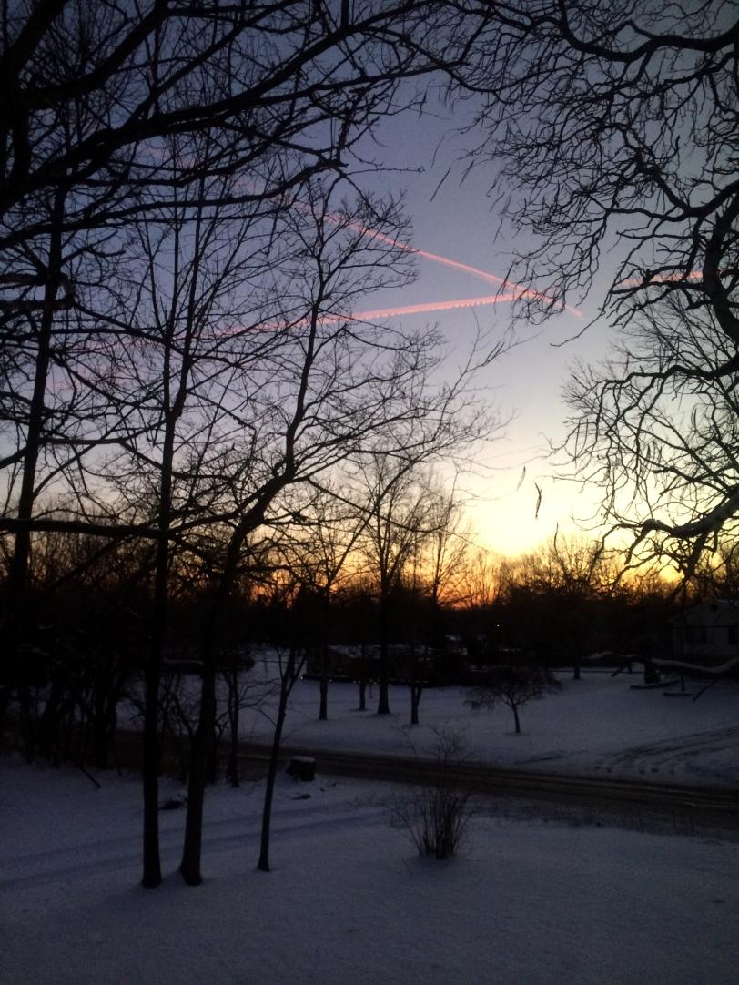 lever du soleil 20140104